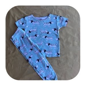 Carter's Pajama Set Girls 2T